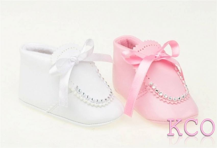 Style FJS010 White~ Girls Shoes